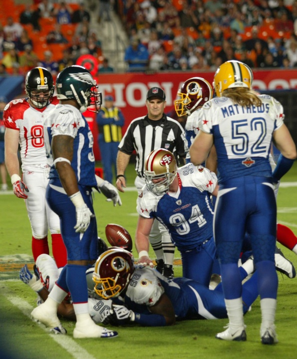 NFL - PRO BOWL 2010 in Miami